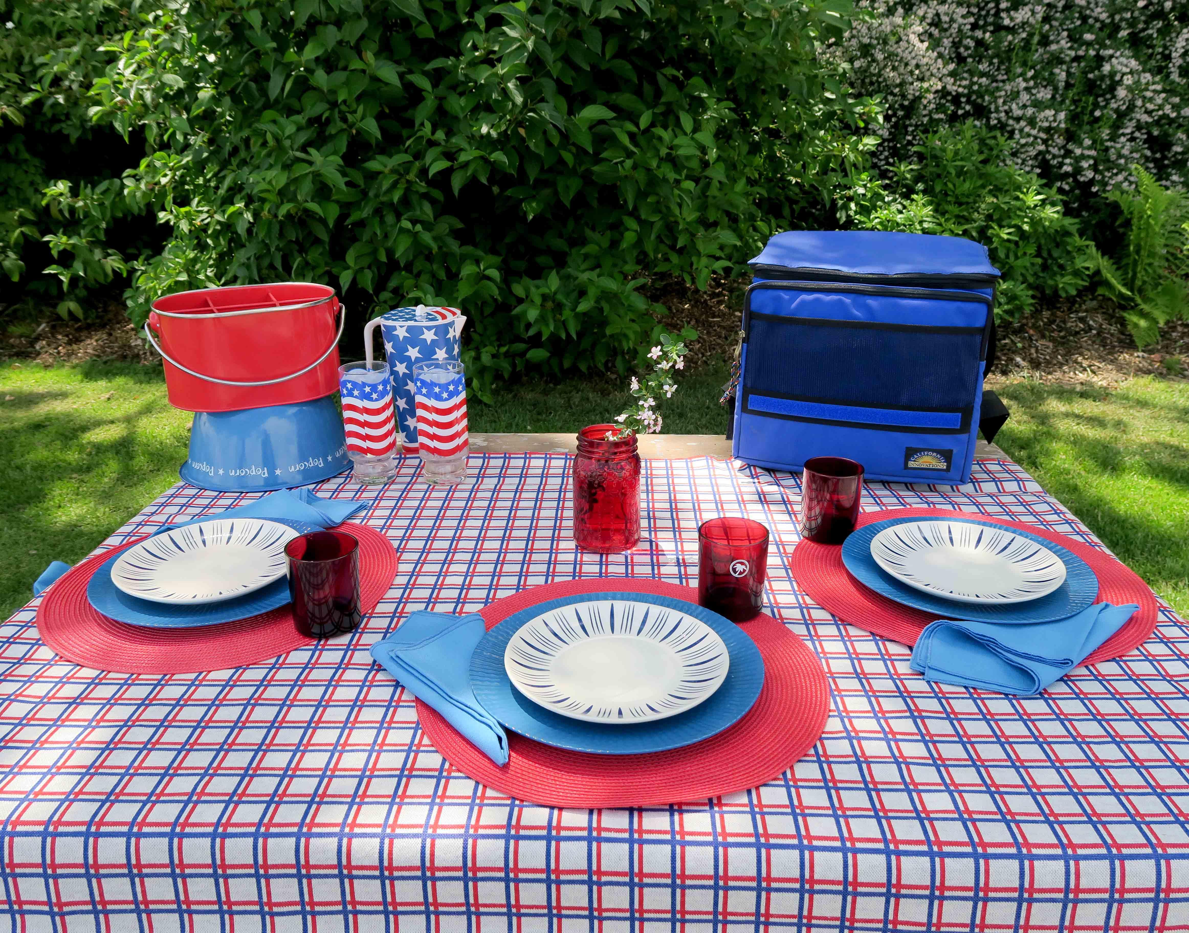 picnic-setting