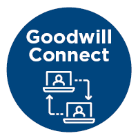 Goodwill Connect logo