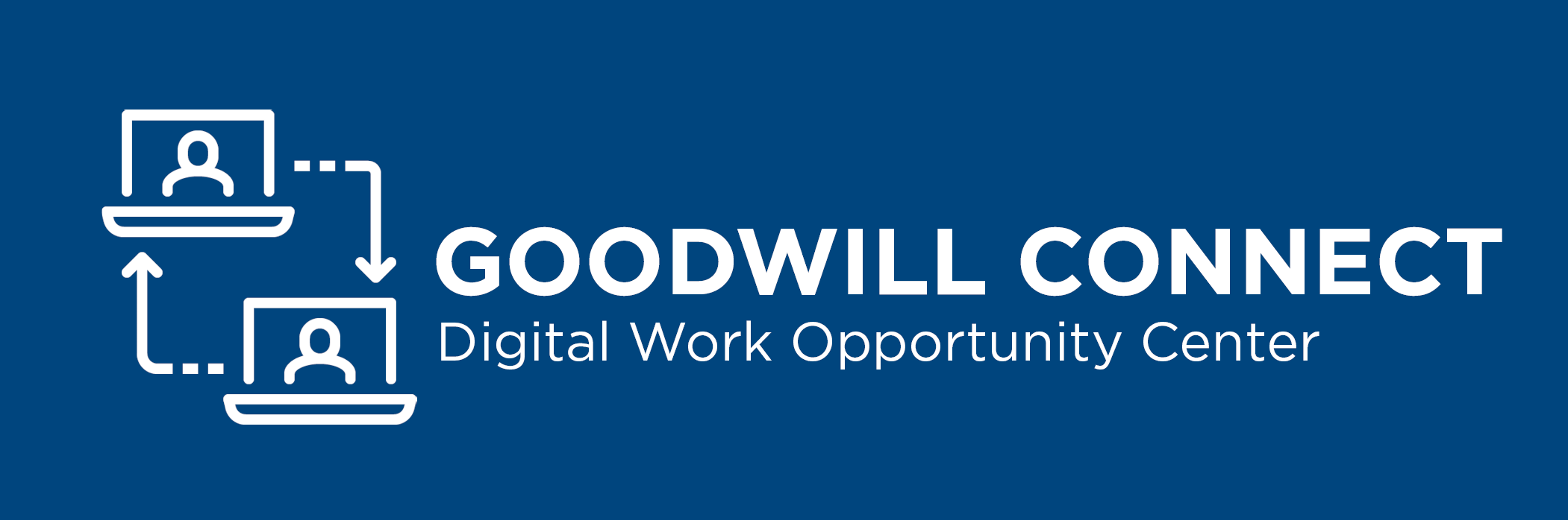 goodwill connect header