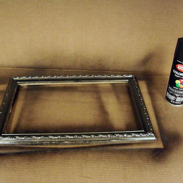 3D framed shost 3