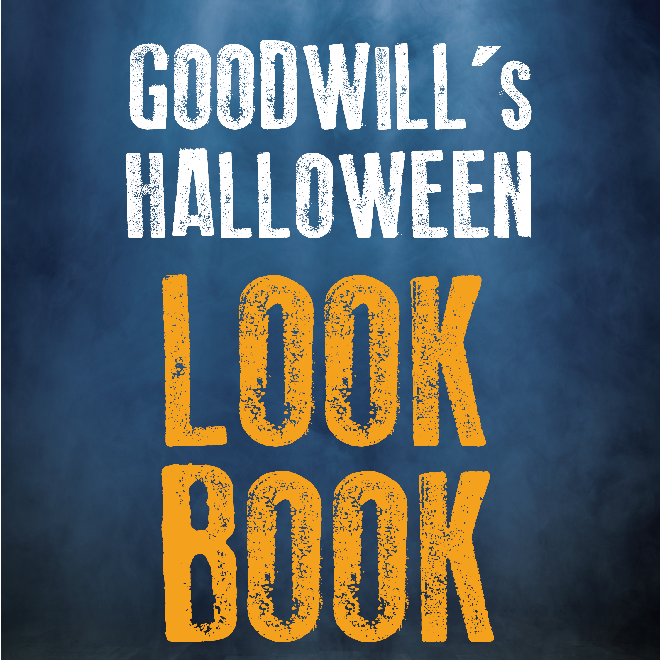 Goodwill Halloween Look Book