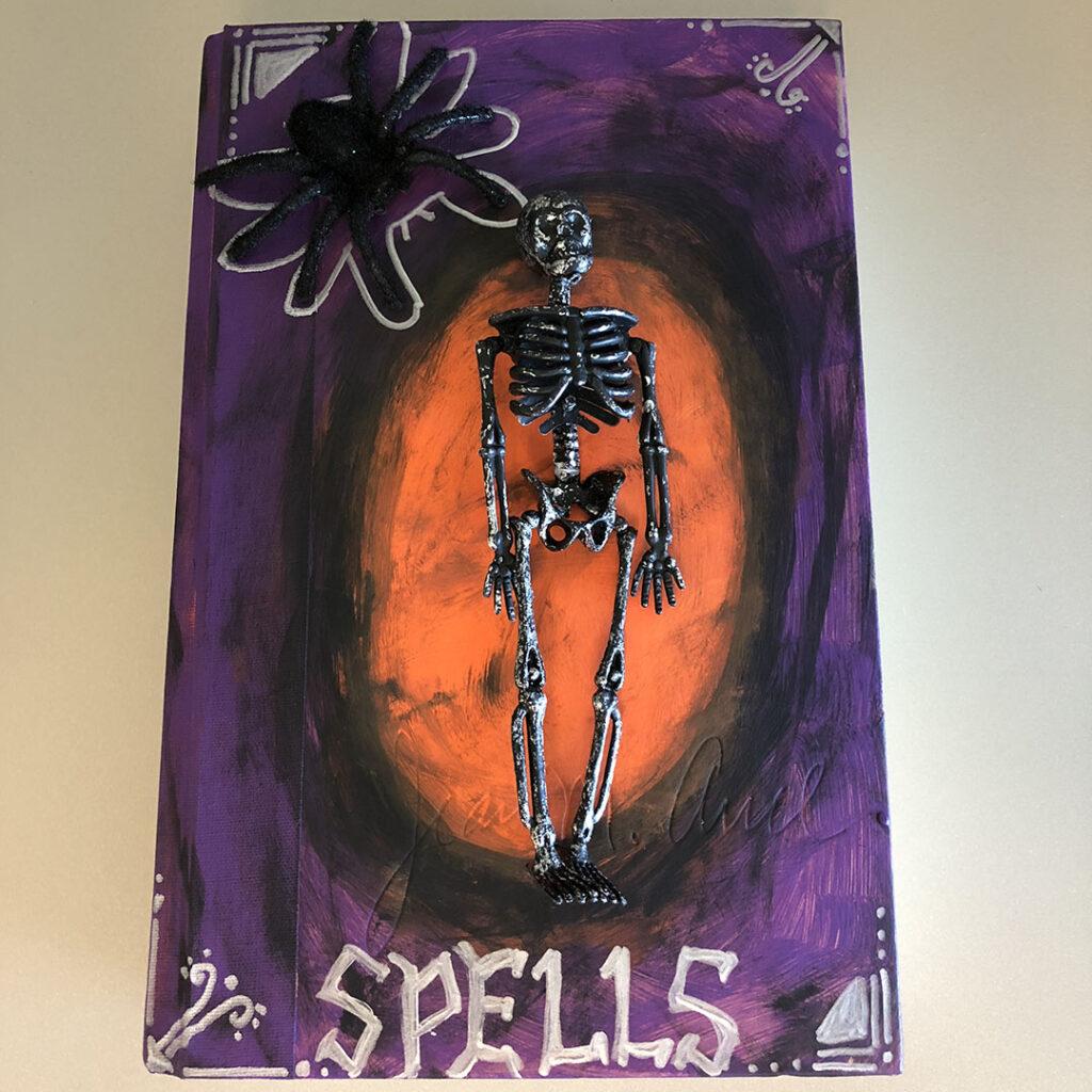 spell book diy